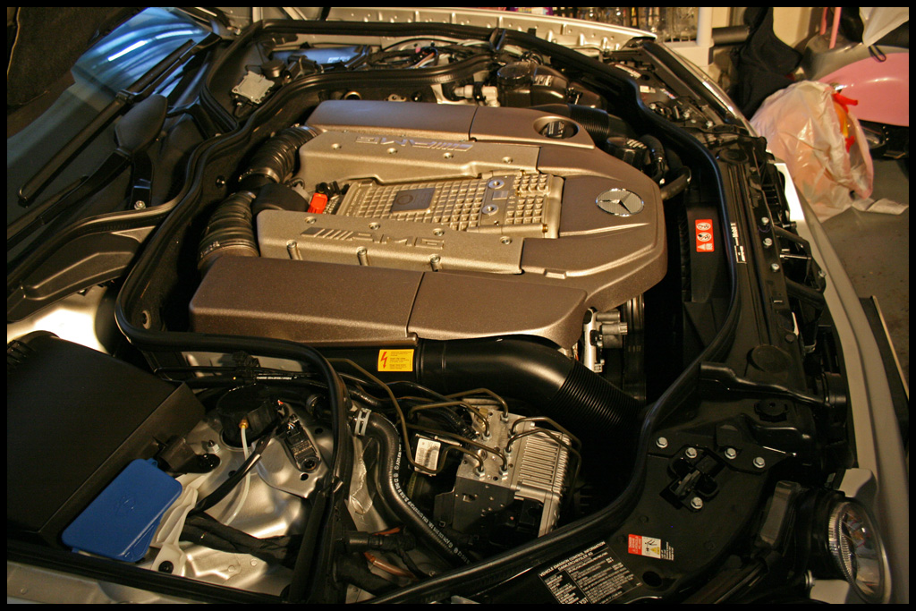 Safely And Effectively Detail Your Engine Bay Detailing